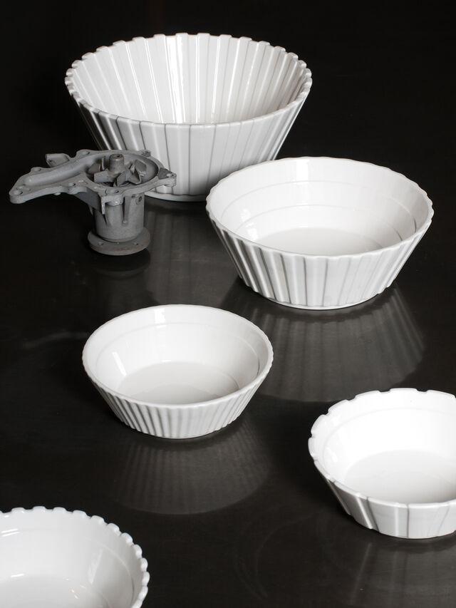 Living 10981 MACHINE COLLEC, White - Bowl - Image 4