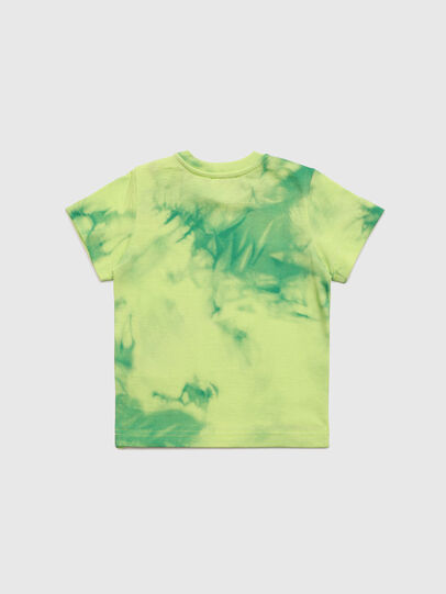 Diesel - TIMMYB, Green - T-shirts and Tops - Image 2