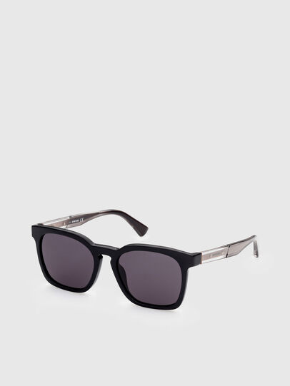 Diesel - DL0342, Black - Sunglasses - Image 2