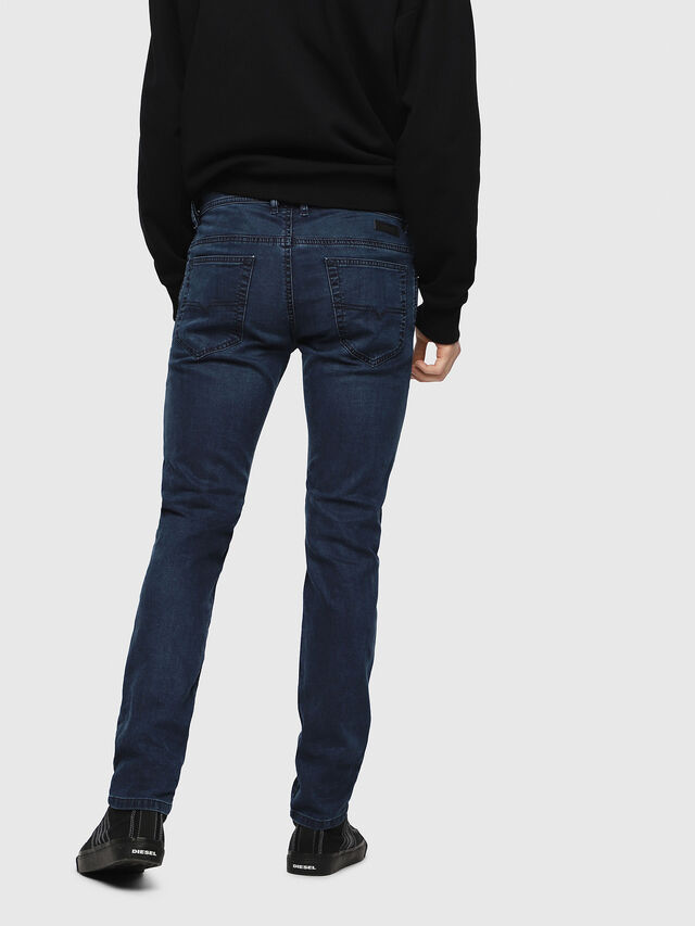 Diesel - Thommer JoggJeans 0688J, Medium blue - Jeans - Image 2