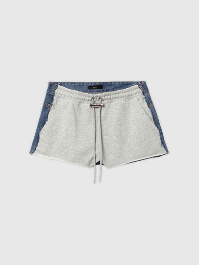 Diesel - S-PAM, Blue/Grey - Shorts - Image 6