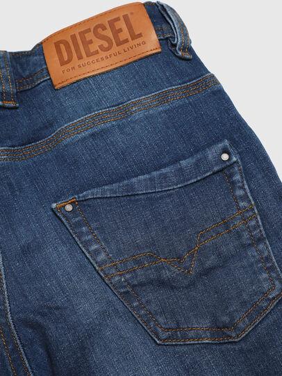Diesel - PROOLI-N, Medium blue - Shorts - Image 3