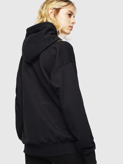 Diesel - S-ALBY-Y1, Black - Sweaters - Image 4