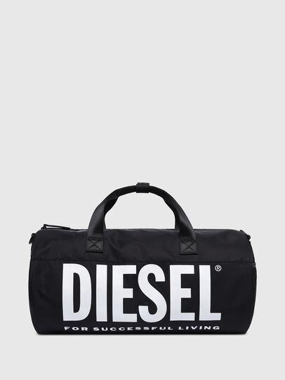 Diesel - BOLD DUFFLE, Black - Bags - Image 1