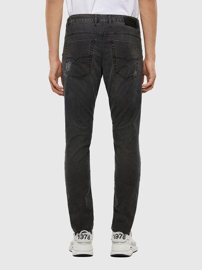 Diesel - KROOLEY JoggJeans® 009LB, Black/Dark grey - Jeans - Image 2