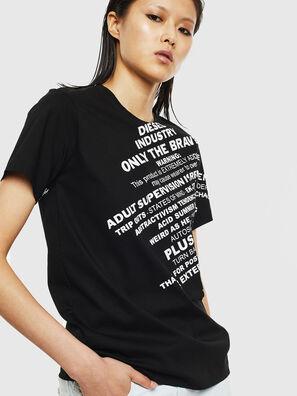 T-SILY-S1, Black - T-Shirts
