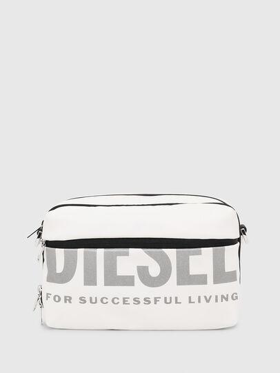 Diesel - FARAH II, White - Crossbody Bags - Image 1