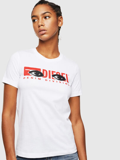 Diesel - T-SILY-YD,  - T-Shirts - Image 1