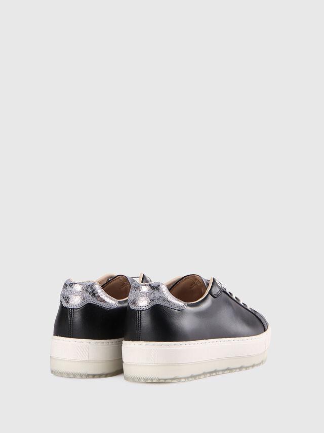 Diesel S- ANDYES W, Black/Grey - Sneakers - Image 3