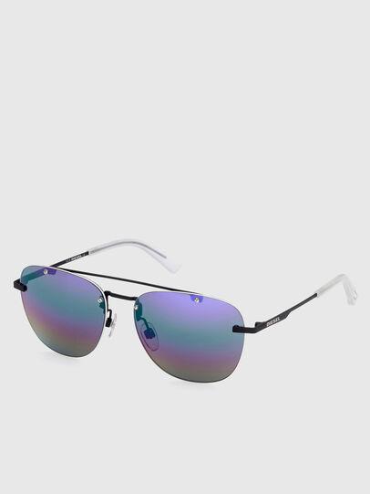 Diesel - DL0350, Black - Sunglasses - Image 2