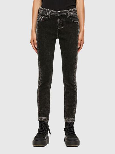 Diesel - Babhila 009FH, Black/Dark grey - Jeans - Image 1