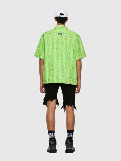 Diesel - S-ROHAD-C, Green - Shirts - Image 5