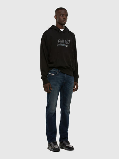 Diesel - Waykee 0814W, Dark Blue - Jeans - Image 6