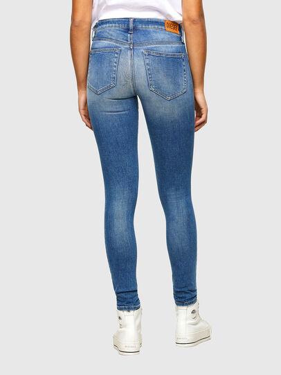 Diesel - Slandy 009QS, Light Blue - Jeans - Image 2