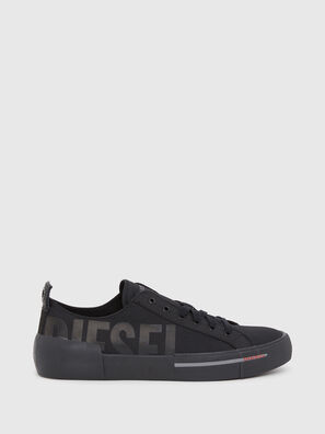 S-DESE LOW CUT, Black - Sneakers