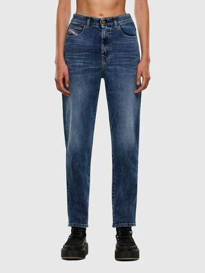 D-Eiselle 0098W, Medium blue - Jeans