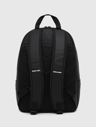 Diesel - BOLD BACK III SEADOO, Black - Backpacks - Image 2