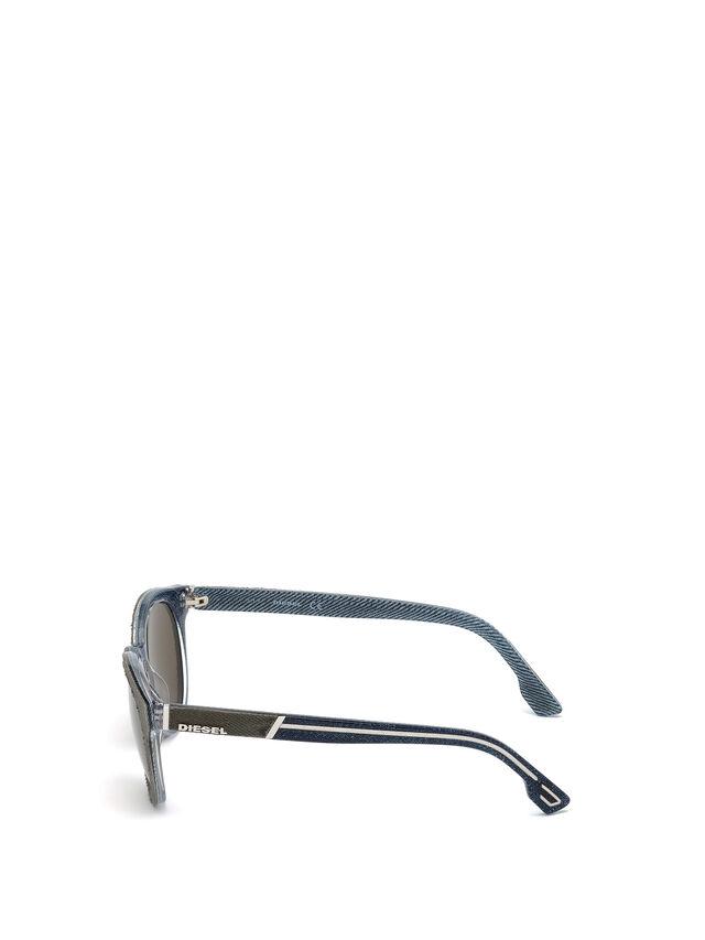 Diesel DM0199, Green - Eyewear - Image 3