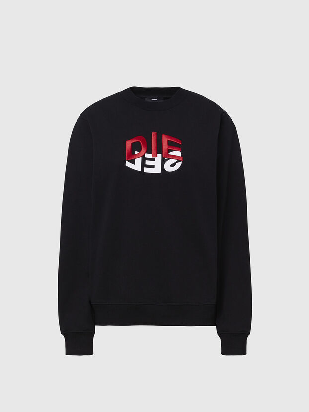 F-ANG-V41, Black - Sweaters