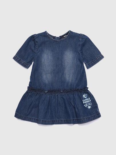 Diesel - DUOREB, Medium blue - Dresses - Image 1