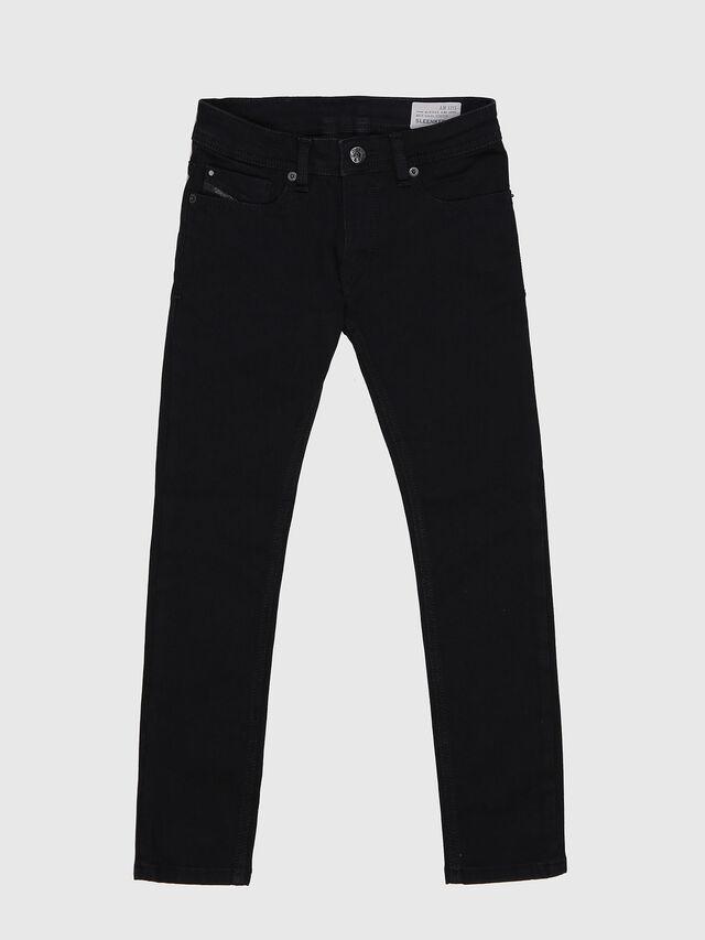 SLEENKER-J-N, Black Jeans