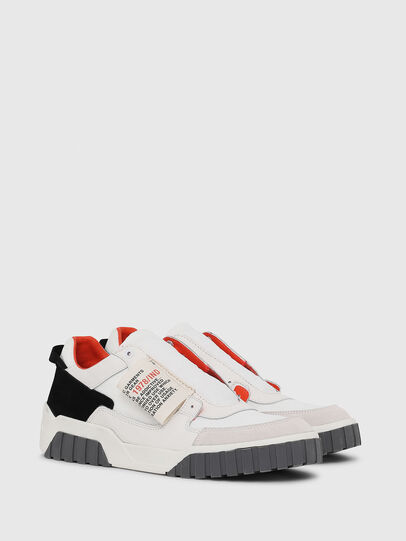 Diesel - S-LE RUA ON, White - Sneakers - Image 2