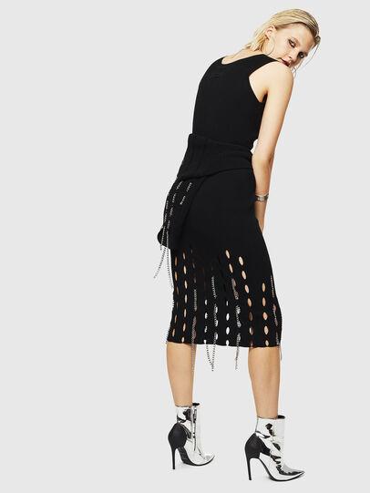 Diesel - M-LINA, Black - Dresses - Image 6