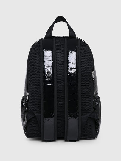 Diesel - F-BOLD BACK III, Black - Backpacks - Image 2