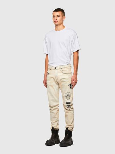 Diesel - D-Strukt 009KV, White - Jeans - Image 6