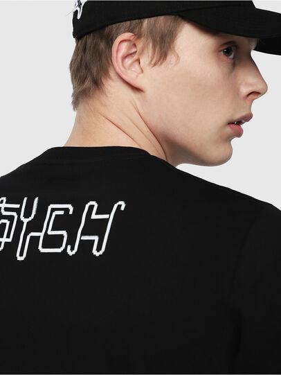 Diesel - T-JUST-Y5,  - T-Shirts - Image 3