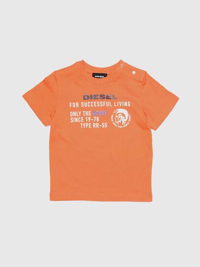 Diesel - TDIEGOXB, Orange - T-shirts and Tops - Image 1