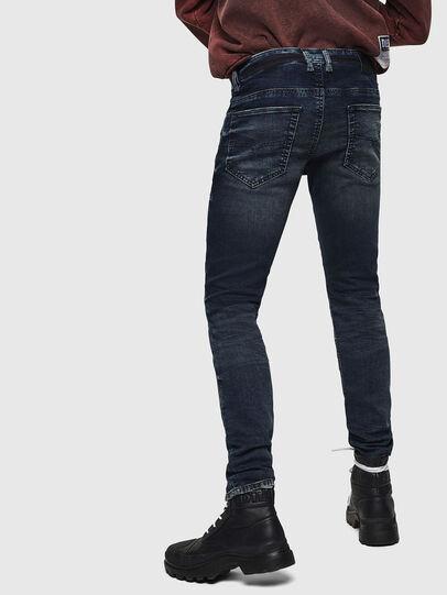 Diesel - Thommer JoggJeans 069GD, Dark Blue - Jeans - Image 2