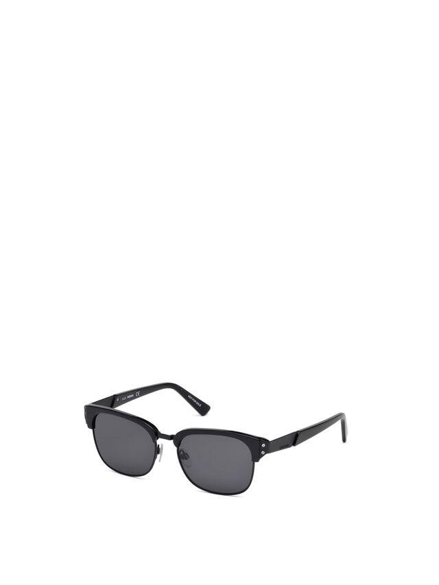 Diesel - DL0235, Black - Sunglasses - Image 2