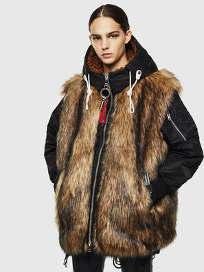 L-ALYANA,  - Leather jackets
