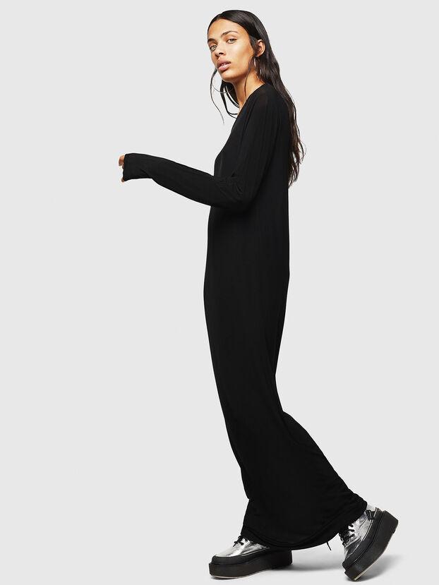 D-RIBONET, Black - Dresses