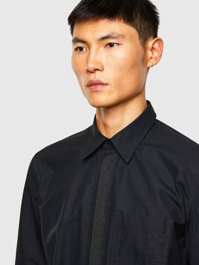 Diesel - S-OLSEN, Black - Shirts - Image 3