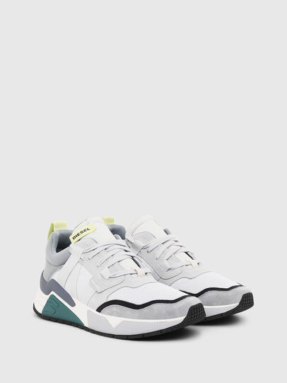 Diesel - S-BRENTHA WL, Grey - Sneakers - Image 2