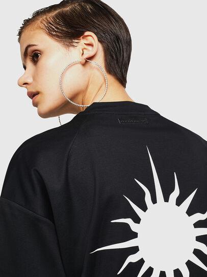 Diesel - TELIX-A, Black - T-Shirts - Image 3