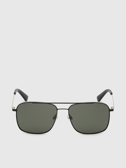Diesel - DL0295, Black - Sunglasses - Image 1