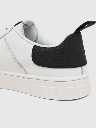 Diesel - S-CLEVER SO, White/Black - Sneakers - Image 5