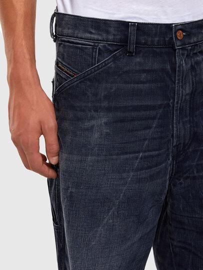 Diesel - D-Franky 009IY, Dark Blue - Jeans - Image 3