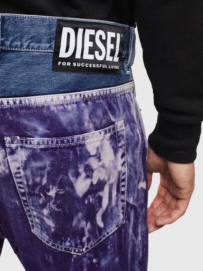 Diesel - D-Vider 069NW, Medium blue - Jeans - Image 4