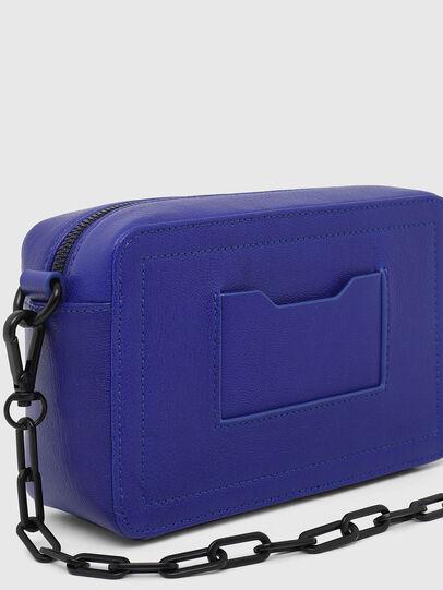 Diesel - ROSA' PC, Blue - Crossbody Bags - Image 5