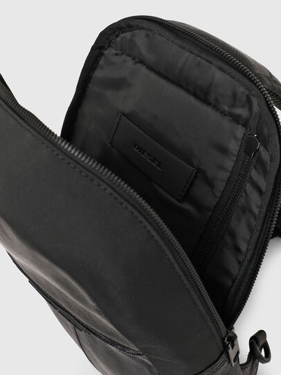 Diesel - F-SUSE MONO MR, Black - Crossbody Bags - Image 4