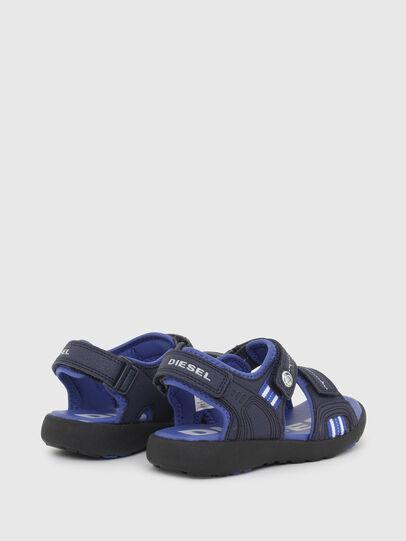 Diesel - S-ANDAL YO, Blue - Footwear - Image 3