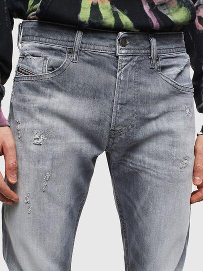 Diesel - Thommer 0095R, Grey - Jeans - Image 3