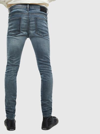 Diesel - D-Reeft JoggJeans 069LT, Dark Blue - Jeans - Image 2