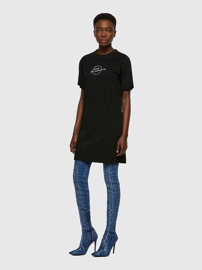 Diesel - D-RIO, Black - Dresses - Image 1