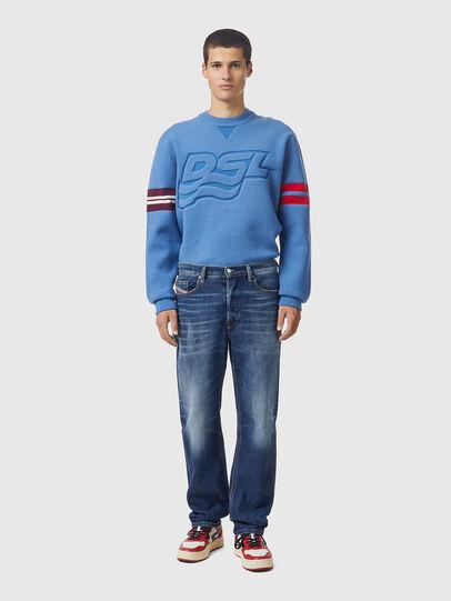 Diesel - D-Macs 09A92, Blue - Jeans - Image 5
