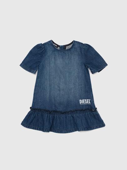 Diesel - DEIVIB, Medium blue - Dresses - Image 1